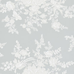 Signature Papers II Wallpaper | Vintage Dauphine - Drawing Room | Wandbeläge | Designers Guild