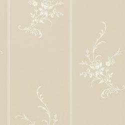 Signature Papers II Wallpaper | Elsinore Floral - Laurel | Wallcoverings | Designers Guild