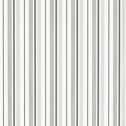 Signature Papers II Wallpaper | Gable Stripe - Jet | Wall coverings | Designers Guild