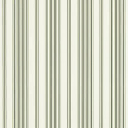Stripes And Plaids Wallpaper | Allerton Stripe - Charcoal | Papiers peint | Designers Guild