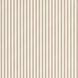 Stripes And Plaids Wallpaper | Blake Stripe Barn Red | Carta da parati | Designers Guild