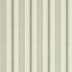 Stripes And Plaids Wallpaper | Seaton Stripe - Charcoal | Carta da parati | Designers Guild