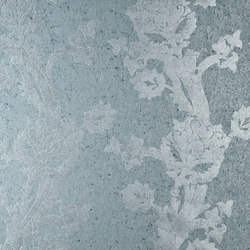 Basalt Fortuny Flower | Wallcoverings | Arte