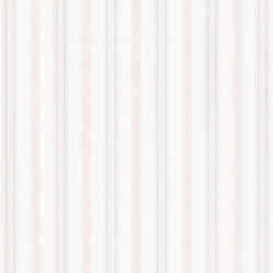 Stripe Library Wallpaper | Basil Stripe - Laurel | Wall coverings / wallpapers | Designers Guild