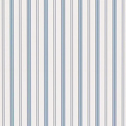 Stripe Library Wallpaper | Milland Stripe - Porcelain | Wall coverings / wallpapers | Designers Guild
