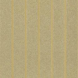 Stripe Library Wallpaper | Ellington Stripe - Gold | Carta da parati / carta da parati | Designers Guild