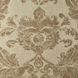 Basalt Sparkle Damask | Wallcoverings | Arte