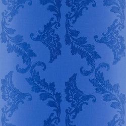 Savine Wallpaper | Aksu - Cobalt | Papeles pintados | Designers Guild