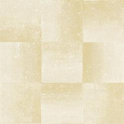 Savine Wallpaper | Piastrella - Gold | Wandbeläge | Designers Guild