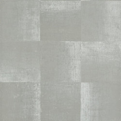 Savine Wallpaper | Piastrella - Graphite | Wall coverings | Designers Guild