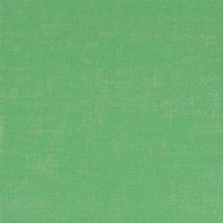 Savine Wallpaper | Seta - Emerald | Carta da parati / carta da parati | Designers Guild