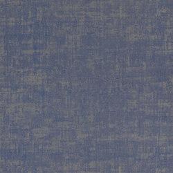 Savine Wallpaper | Seta - Indigo | Wall coverings / wallpapers | Designers Guild