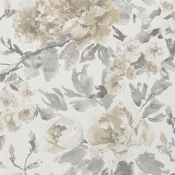 Shanghai Garden Wallpaper | Shanghai Garden - Ecru | Wandbeläge / Tapeten | Designers Guild