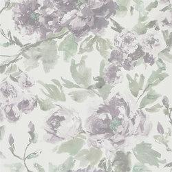 Shanghai Garden Wallpaper | Shanghai Garden - Heather | Carta da parati | Designers Guild