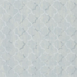 Shanghai Garden Wallpaper | Chinese Trellis - Cloud | Wall coverings | Designers Guild