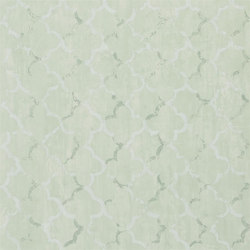 Shanghai Garden Wallpaper | Chinese Trellis - Pale Jade | Wall coverings / wallpapers | Designers Guild