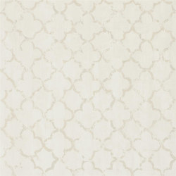 Shanghai Garden Wallpaper | Chinese Trellis - Pearl | Wall coverings / wallpapers | Designers Guild