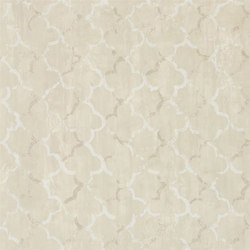 Shanghai Garden Wallpaper | Chinese Trellis - Linen | Wall coverings | Designers Guild