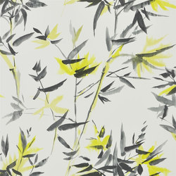 Shanghai Garden Wallpaper | Bamboo - Acacia | Wall coverings | Designers Guild
