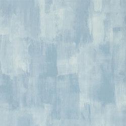 Shanghai Garden Wallpaper | Marmorino - Slate | Wandbeläge / Tapeten | Designers Guild