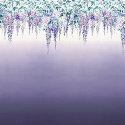 Shanghai Garden Wallpaper | Summer Palace - Grape | Wallcoverings | Designers Guild