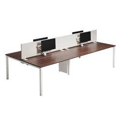 Nano | Desking systems | Kinnarps