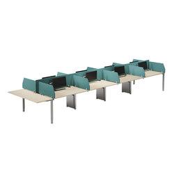 Nano | Sistemas de mesas | Kinnarps