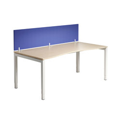 Nexus | Individual desks | Kinnarps