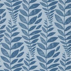Surabaya Wallpaper | Odhni - Lapis | Wall coverings | Designers Guild