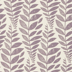 Surabaya Wallpaper | Odhni - Heather | Papeles pintados | Designers Guild