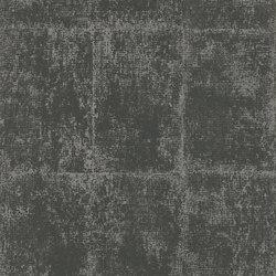 Surabaya Wallpaper | Saru - Graphite | Carta da parati | Designers Guild