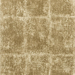 Surabaya Wallpaper | Saru - Gold | Wall coverings | Designers Guild