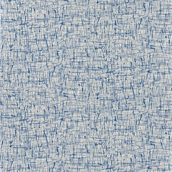 Surabaya Wallpaper | Kuta - Cobalt | Wall coverings | Designers Guild