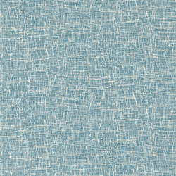 Surabaya Wallpaper | Kuta - Azure | Wallcoverings | Designers Guild