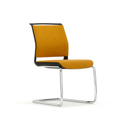 Ad-Lib Cantilever ADL8 | Visitors chairs / Side chairs | Senator