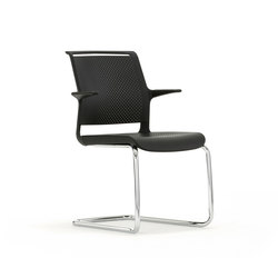 Ad-Lib Cantilever ADL3A | Visitors chairs / Side chairs | Senator