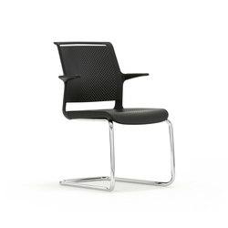 Ad-Lib Cantilever ADL3A | Stühle | Senator