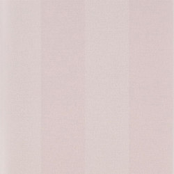 Tsuga Wallpaper | Tsuga Stripe - Rose | Wall coverings | Designers Guild
