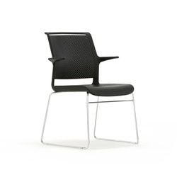 Ad-Lib Skid ADL1A | Visitors chairs / Side chairs | Senator