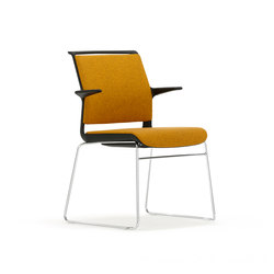Ad-Lib Skid ADL6A | Visitors chairs / Side chairs | Senator