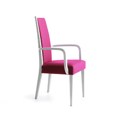 Erminio 00321 | Visitors chairs / Side chairs | Montbel