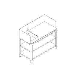 Concept Kitchen – Sink Module | Cucine modulari | n by Naber