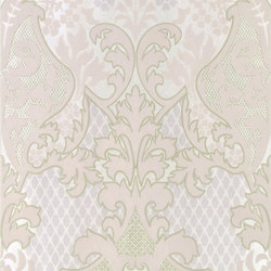 Whitewell Wallpaper | Eldridge - Crocus | Wallcoverings | Designers Guild
