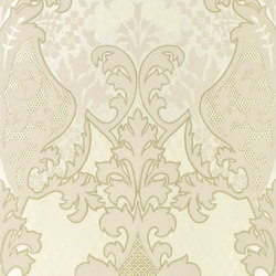 Whitewell Wallpaper | Eldridge - Ivory | Wall coverings | Designers Guild