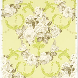 Whitewell Wallpaper | Wharton - Acacia | Carta da parati | Designers Guild