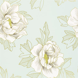 Whitewell Wallpaper | Cecily - Porcelain | Wall coverings | Designers Guild