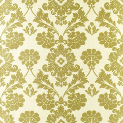 Whitewell Wallpaper | Clandon - Ivory | Wallcoverings | Designers Guild