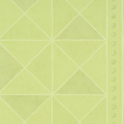 Zephirine Wallpaper | Dujardin - Willow | Wallcoverings | Designers Guild