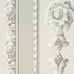Zephirine Wallpaper | Palazzetto - Platinum | Papiers peint | Designers Guild