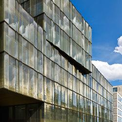 SEFAR® Architecture VISION AL | In-situ | Facade cladding | Sefar